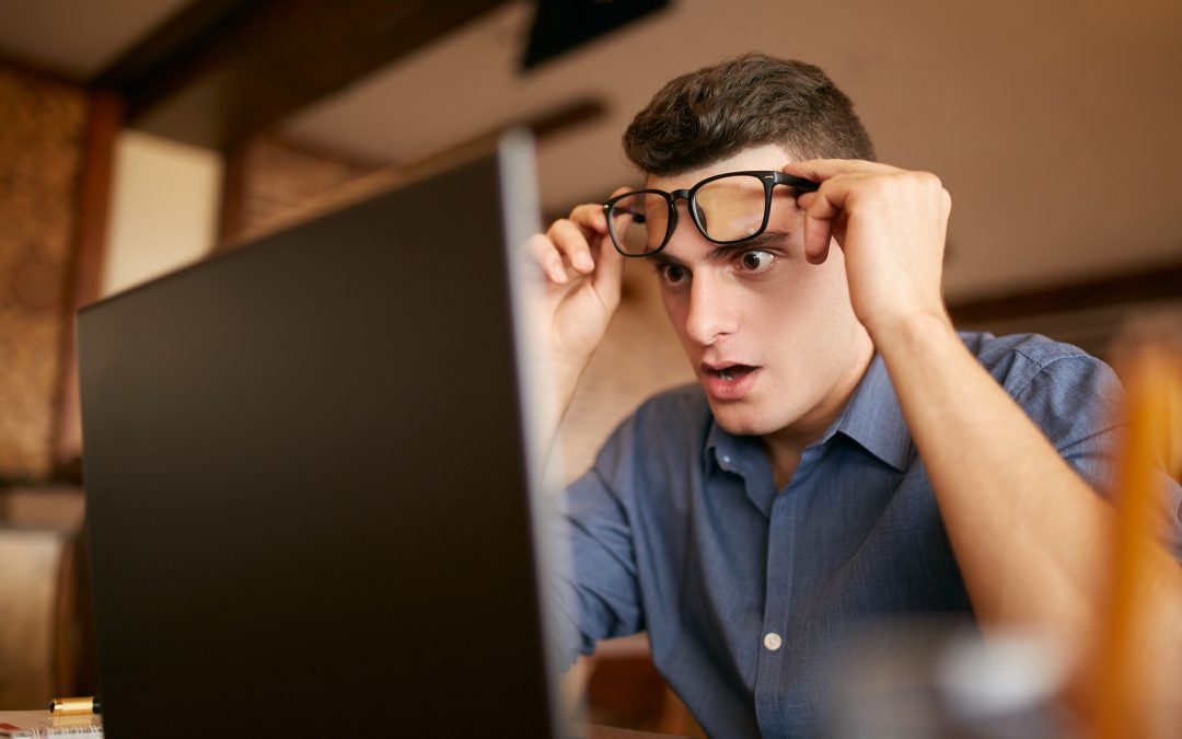 Govt Website Error Sends Users To Escort Service
