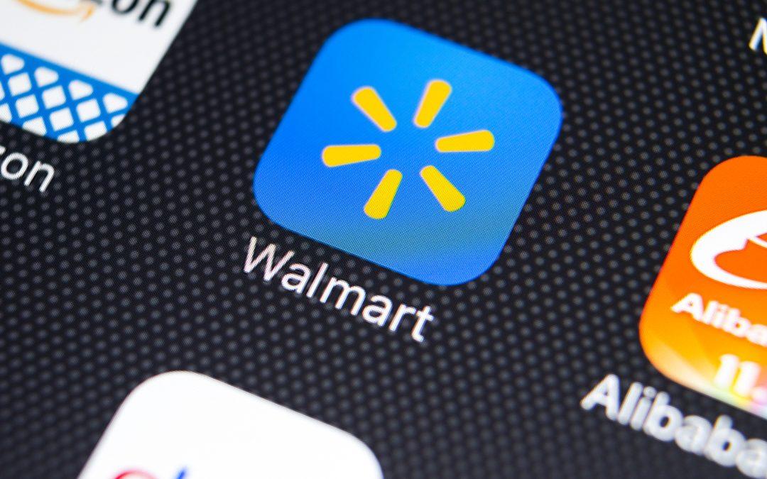 Walmart Shares Plummet As People Go Online