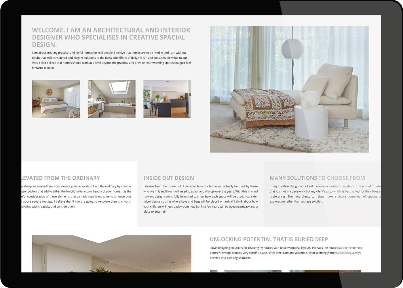 Tigerpink Design - Emma Stoddart - iPad
